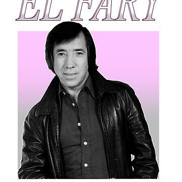 Retro El Fary (La Mandanga) by victorkyoku