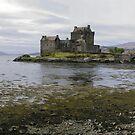 eilean donan castle by Bruce  Dickson