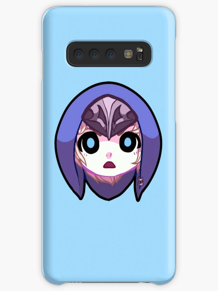 Legend Of Zelda Breath Of The Wild Chibi Zora Link Case Skin For Samsung Galaxy By Clockworkviper