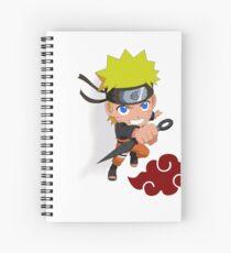 nurato cloud Spiral Notebook