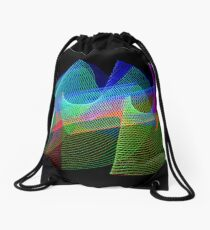 Light Painting Color 1 Drawstring Bag