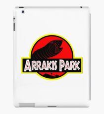 Arrakis Park! iPad Case/Skin