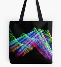 Light Painting color 3 Tote Bag