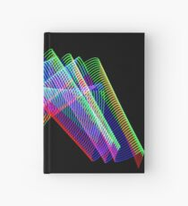 Light Painting color 3 Hardcover Journal