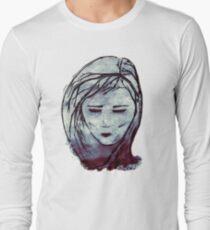 Tree Girl (Blue) T-Shirt