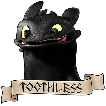 Toothless Smile by Awful-Things