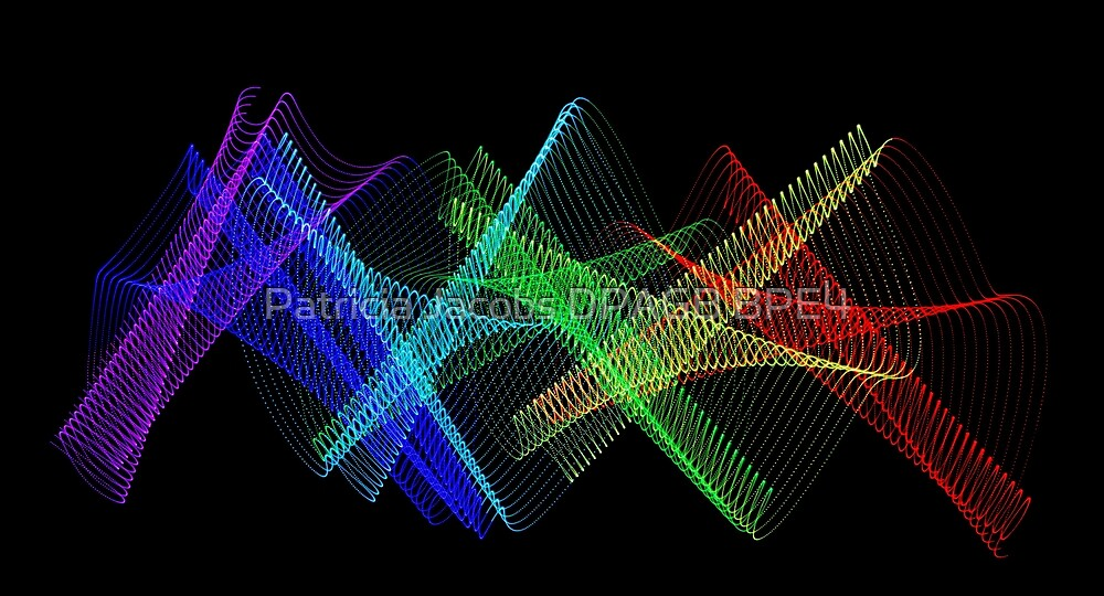 Light Painting Color 7 by Patricia Jacobs DPAGB BPE4