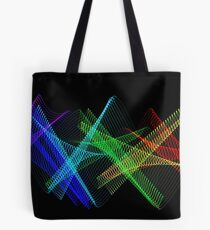 Light Painting Color 7 Tote Bag