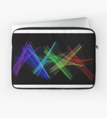 Light Painting Color 7 Laptop Sleeve