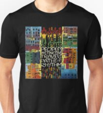 Tribe called quest- peoples instinctive travels and the paths of rhythms  Unisex T-Shirt