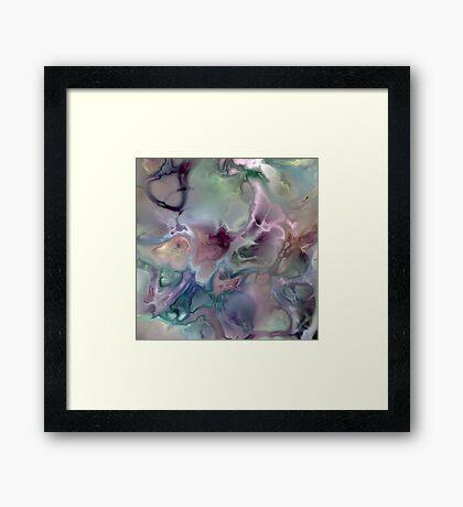 Palette Dreams 1 Framed Print