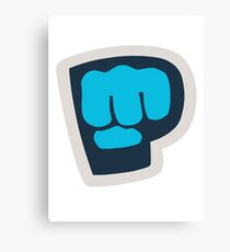 Bro Fist! Canvas Print