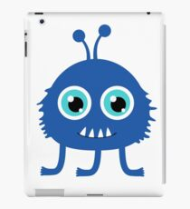 Cute and funny cartoon monster iPad Case/Skin
