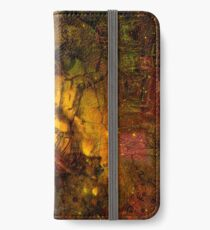 When The Stars Are Right - M78 In Orion iPhone Wallet/Case/Skin
