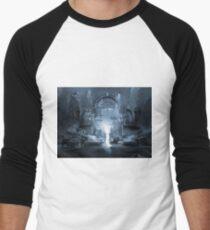 Dreamscape Reality Men's Baseball ¾ T-Shirt