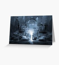 Dreamscape Reality Greeting Card