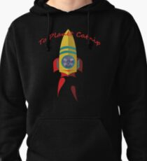 Cat - To Planet Catnip Pullover Hoodie