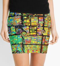 Rogues Gallery 5 Mini Skirt