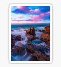 Stunning Seascape Sticker