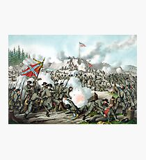 The Battle of Fort Sanders Photographic Print