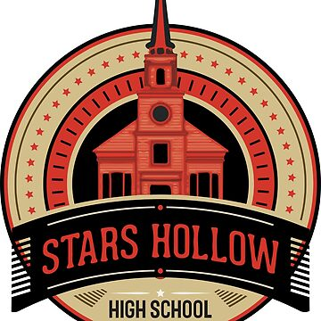 Stars Hollow High School  by PinnaArdens