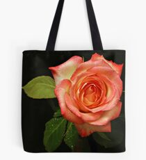 Rose Macro Tote Bag
