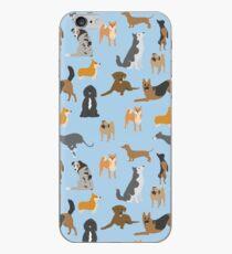 Vinilo o funda para iPhone Razas de perros