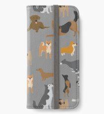 Dog Breeds iPhone Wallet/Case/Skin
