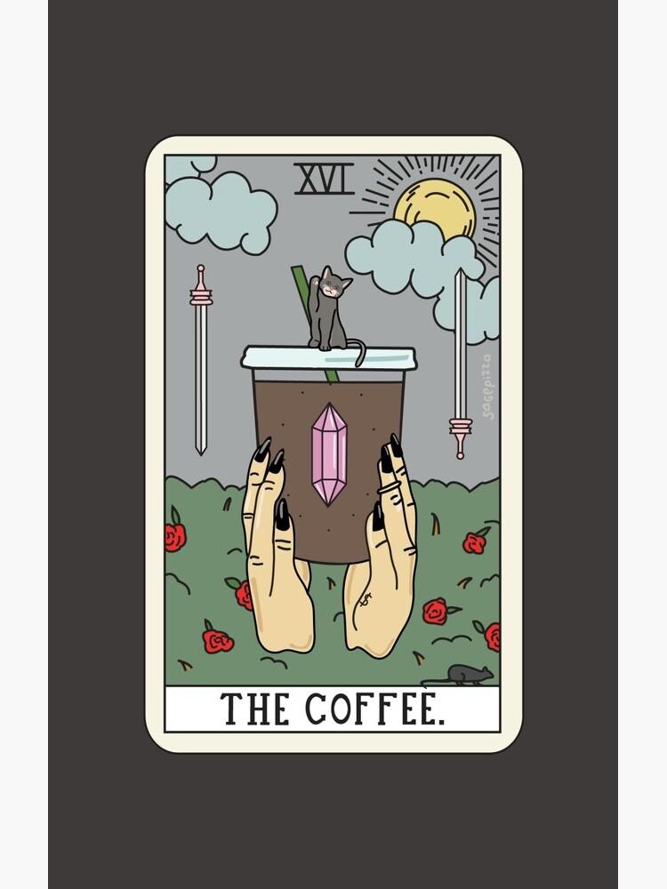 (Schwarz) Kaffee lesen von sagepizza