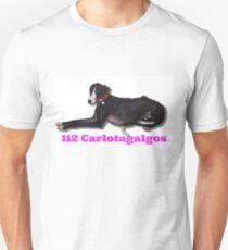 112Carlotagalgos Merchandise white Unisex T-Shirt