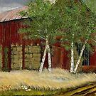 Bob's Country Buildings Calendar by © Bob Hall