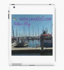 Sanddoll blog  iPad Case/Skin