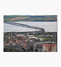 The Tay Rail Bridge Photographic Print