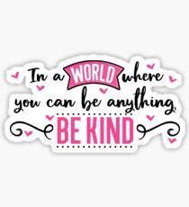Pegatina Diseño de bondad