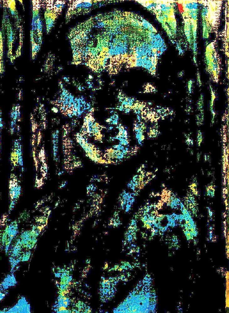 Dark Green Spirirt by lightleake
