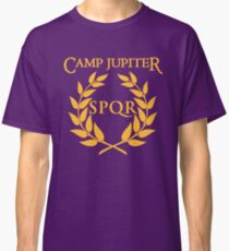 Camiseta clásica CAMP JUPITER