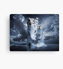 Ice Age Premonition Canvas Print