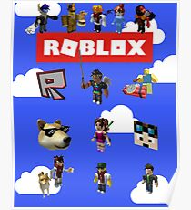 Roblox Fight Poster