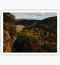 Hawksbill Crag Sticker