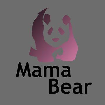 Mama Bear by Starrypoo