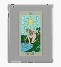 The Star Tarot Colored iPad Case/Skin