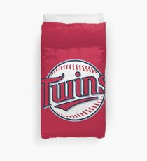 Minnesota Twins Baseball MLB Duvet Cover