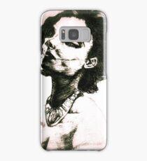 Cruella Deville Samsung Galaxy Case/Skin