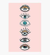 eye see you Photographic Print