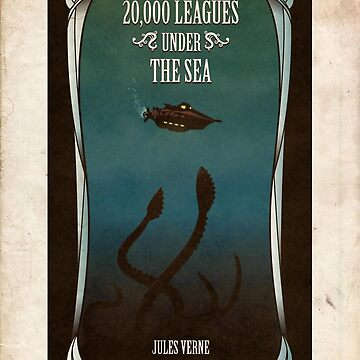 20,000 Leagues Under The Sea by Iainmaynard