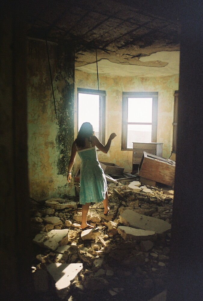 Broken Floors  by amccharmed