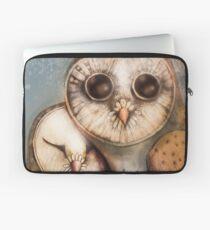 three wise owls Laptop Sleeve
