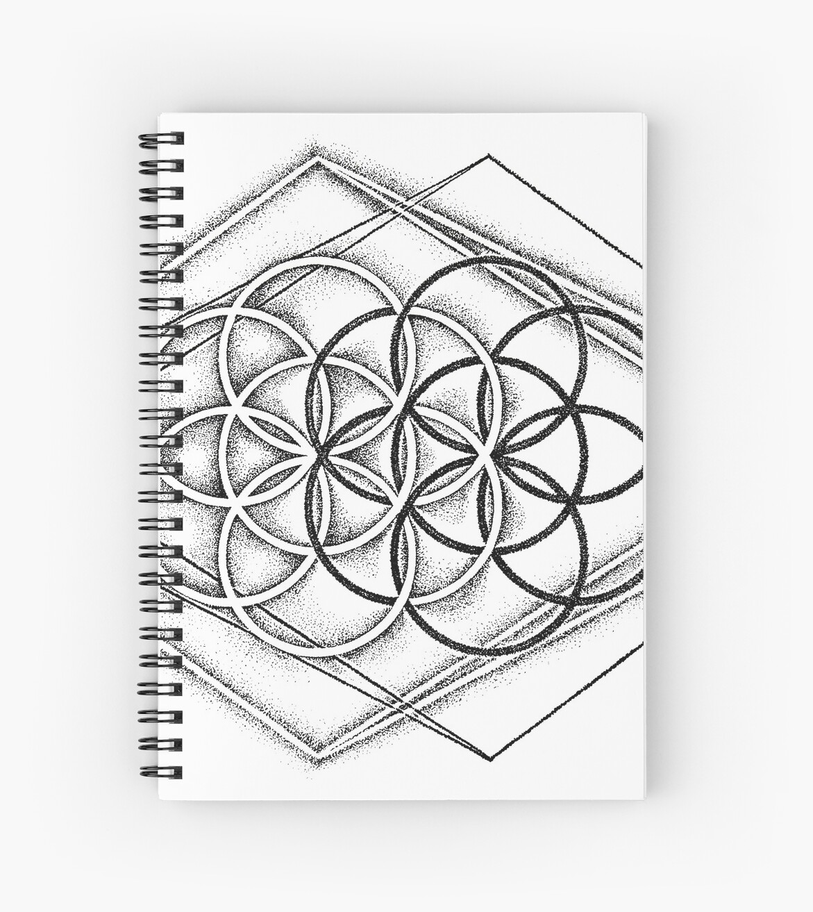 """""""The Lucifer Experiment """" Spiral Notebooks By Wsnider4889"""