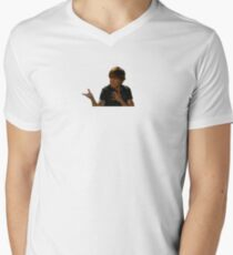 Troy Bolton Bet On It Men's V-Neck T-Shirt