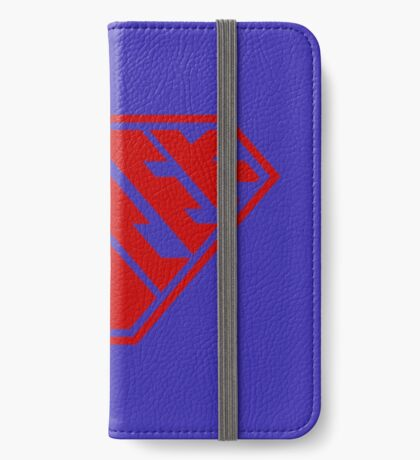 Geek SuperEmpowered (Red) iPhone Wallet